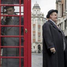 Stanlio e Ollio: Steve Coogan e John C. Reilly in un momento del film