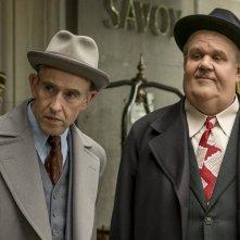 Stanlio e Ollio: Steve Coogan e John C. Reilly in un'immagine del film