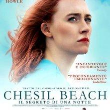Locandina di Chesil Beach - Il segreto di una notte