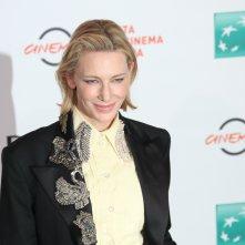 Il mistero della casa del tempo: Cate Blanchett al photocall