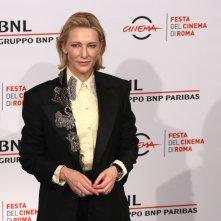 Il mistero della casa del tempo: Cate Blanchett in posa al photocall