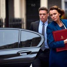 Bodyguard: Keeley Hawes e Richard Madden nella prima stagione