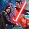 Ralph Spacca Internet: la Lucasfilm ha vietato una battuta su Kylo Ren!
