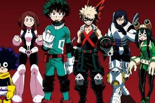Boku No Hero Academia Heroes Anime Wallpaper Hd0