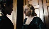 """La Favorita, Emma Stone: """"Indossare i corsetti ha fatto spostare i miei organi"""""""