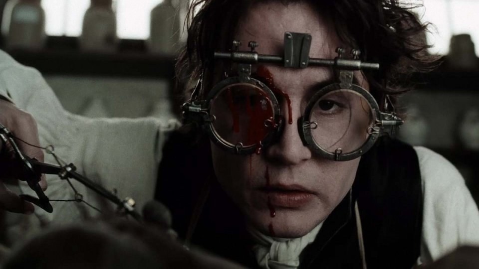Il Mistero Di Sleepy Hollow Johnny Depp