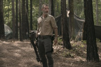 Amcs The Walking Dead Season 9 Episode 3 Warning Signs Rick Grimes