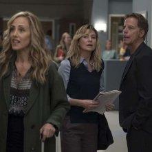Grey's Anatomy: Kim Raver in una foto della quindicesima stagione