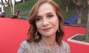 """Isabelle Huppert: """"Presto interpreterò un uomo"""""""