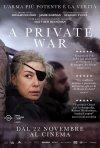 Locandina di A Private War
