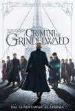 Locandina di Animali Fantastici: I crimini di Grindelwald