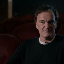 Friedkin Uncut - Un diavolo di regista: Quentin Tarantino in un'immagine del documentario