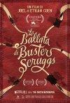Locandina di La ballata di Buster Scruggs