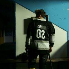 Zen sul ghiaccio sottile: Eleonora Conti in una scena del film