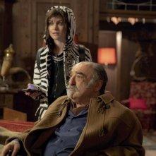 Cosa fai a Capodanno?: Alessandro Haber e Vittoria Puccini in una scena del film