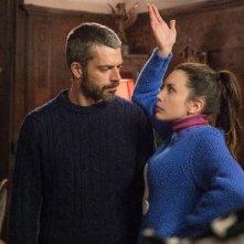 Cosa fai a Capodanno?: Luca Argentero e Ilenia Pastorelli in una scena del film