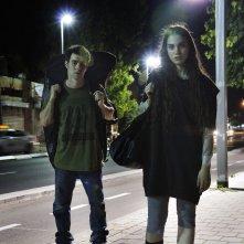 Non dimenticarmi: Nitai Gvirtz e Moon Shavit in un momento del film