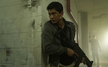 Red Zone Iko Uwais