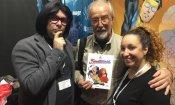 Ruggero de I Timidi: il nostro incontro a Lucca Comics 2018