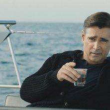 Widows - Eredità criminale: Colin Farrell in una scena del film