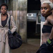 Widows - Eredità criminale: Viola Davis e Cynthia Erivo in una scena del film