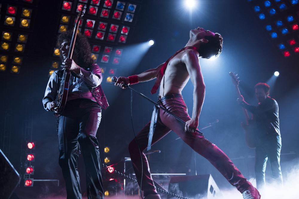 Bohemian Rhapsody Gwilym Lee Rami Malek