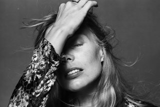Joni Mitchell 1976