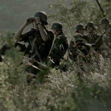 Red Land (Rosso Istria): una scena di gruppo del film