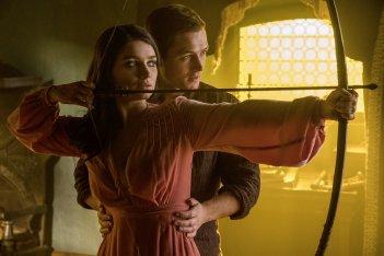 Robin Hood Taron Egerton Eve Hewson