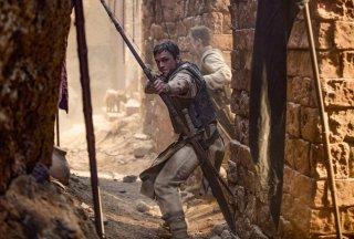 Robin Hood Taron Egerton