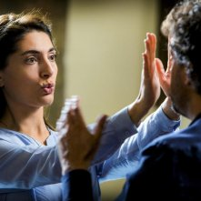 Se son rose: Caterina Murino e Leonardo Pieraccioni in un'immagine del film
