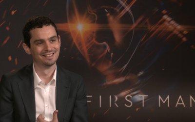 "Damien Chazelle su First Man: ""Con Neil Armstrong ho in comune la passione per i musical"""