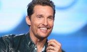 Titanic: Matthew McConaughey ricorda l'audizione per il ruolo di Jack