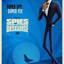 Locandina di Spies in Disguise