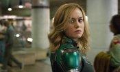 Captain Marvel: la foto teaser contiene il numero di una linea erotica