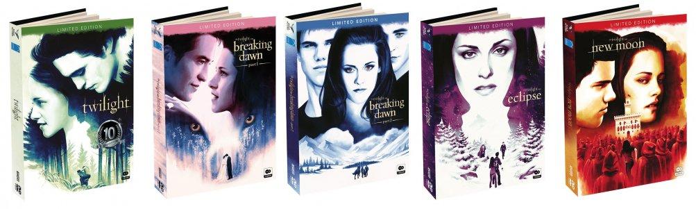 Twilight Digibook
