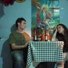 Non dimenticarmi: Nitai Gvirtz e Moon Shavit in una scena del film