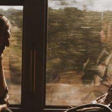 Ovunque proteggimi: Francesca Niedda e Alessandro Gazale in una scena del film