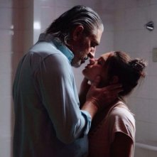 Ovunque proteggimi: Francesca Niedda e Alessandro Gazale in un momento del film