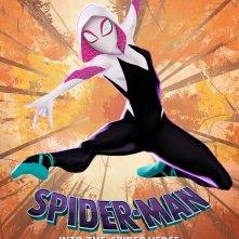 Spider-Man: Un nuovo universo, il character poster di Spider-Gwen
