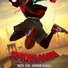 Spider-Man: Un nuovo universo, il character poster di Miles Morales