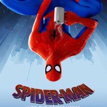Spider-Man: Un nuovo universo, il character poster di Peter Parker