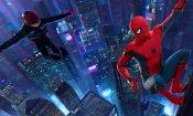 Spider-Man: Un nuovo universo - L'anteprima del film animato in uscita a Natale