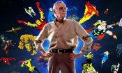 Stan Lee, le star del Marvel Cinematic Universe ricordano l'icona dei fumetti