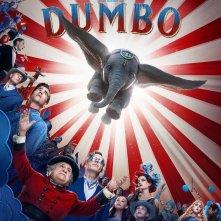 Dumbo: un nuovo poster del film di Tim Burton
