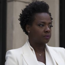 Widows - Eredità criminale: un primo piano di Viola Davis