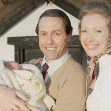 A Very English Scandal: Hugh Grant, Alice Orr-Ewing in una scena della serie