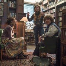 Copia originale: Dolly Wells, Melissa McCarthy e la regista Marielle Heller sul set del film