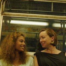 Madeline's Madeline: Helena Howard e Molly Parker in un momento del film
