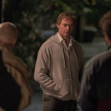 The Front Runner: Hugh Jackman in un momento del film